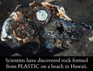 Plastic Rocks