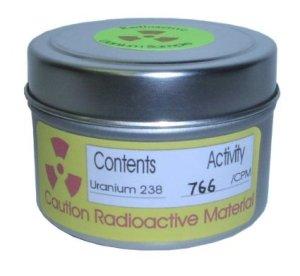 Uranium ore_