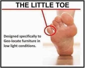 little toec